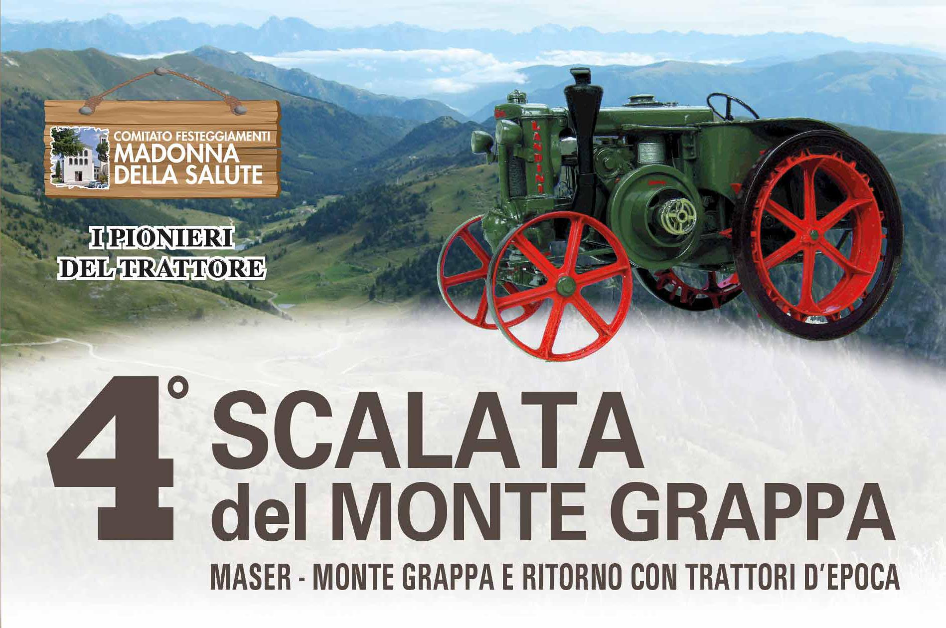 Calendario Manifestazioni Trattori D Epoca.4 Scalata Del Monte Grappa Comitato Mds